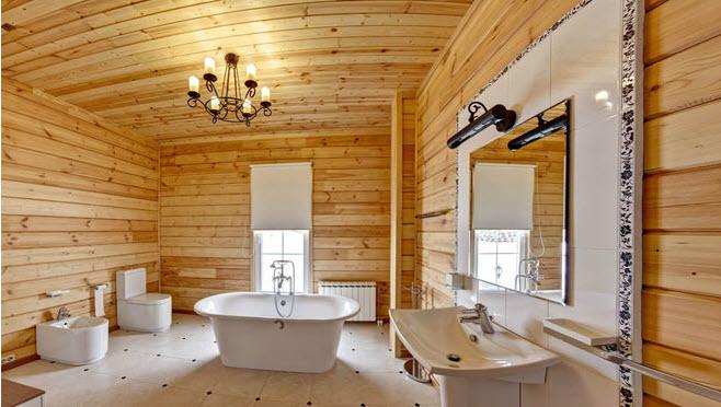 Чем сделать гидроизоляцию деревянного пола в ванной