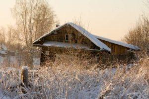 утепление деревянного сруба 2