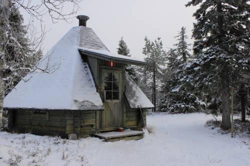 утепление деревянного сруба 1